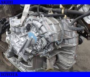 АКПП на Toyota 2AZFE