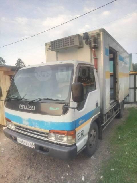 Isuzu Elf. Продам грузовик Isuzu ELF, 4 600куб. см., 4 000кг., 4x2