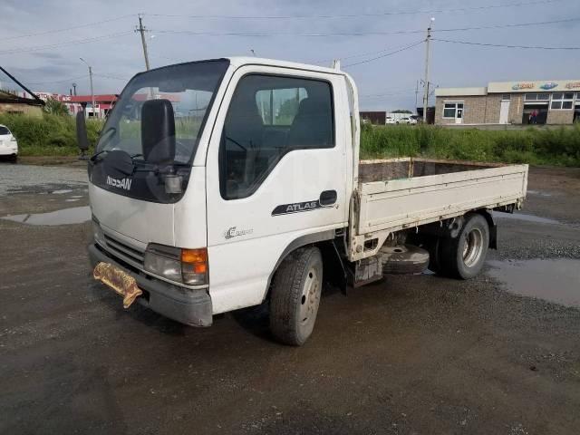 Nissan Atlas. , 4 600куб. см., 2 000кг., 4x2