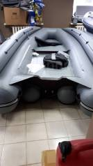 Лодка пвх Абакан 430 jet