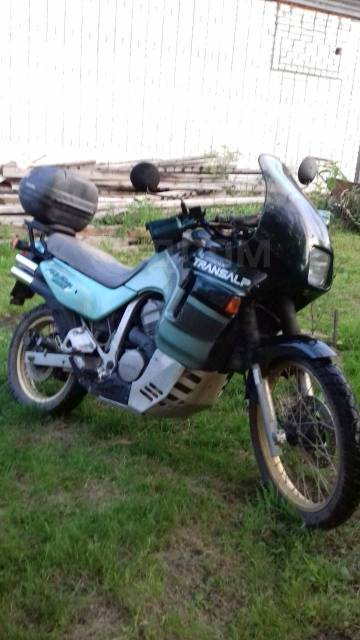 Honda Transalp. 400куб. см., исправен, птс, с пробегом