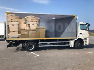 КАМАЗ-5325 19т изотермический фургон (реф.), 2017
