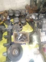 Двигатель MAN 2866 в разбор