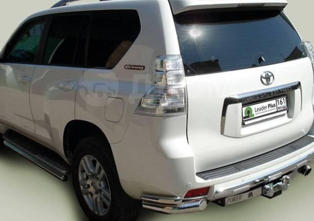 Фаркоп Toyota Land Cruiser Prado, Lexus GX - Багажники, фаркопы