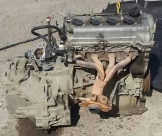 Двигатель 1NZ-FE + коробка автомат