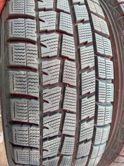 Dunlop. зимние, без шипов, 2016 год, б/у, износ 5%