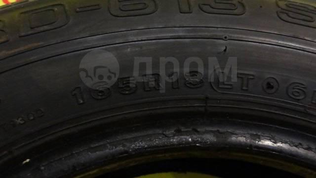 Bridgestone RD613 Steel. летние, б/у, износ 50%
