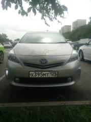 Сдам в аренду Toyota Prius Alpha под такси