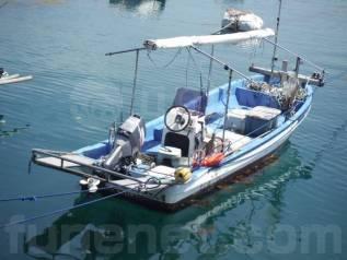 Рыболовное судно Yamaha W19SF от компании JU Motors Co., Ltd