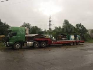 ООО «Спецлайн» Траллы до 40 тонн; Бортовые Полуприцепы 40 ТОНН с НДС