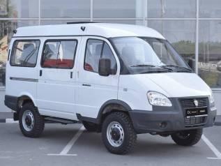 ГАЗ Соболь. 221717 4WD Пассажирский 6 мест, 6 мест, В кредит, лизинг