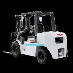 Газобензиновый вилочный погрузчик TCM FG45T3