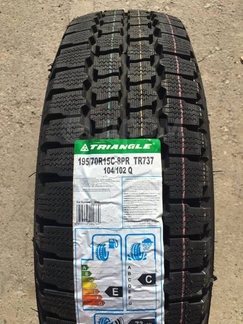 Triangle Group TR737, 195/70R15