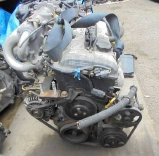 Мотор ZL Mazda