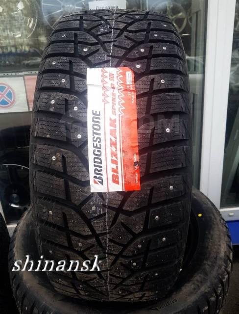 Bridgestone Blizzak Spike-02 SUV. зимние, шипованные, новый