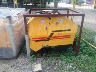 Пресс-подборщик 0870 на мини-трактор