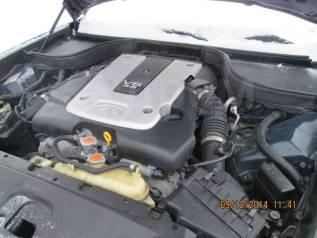 Двигатель VQ35de Nissan / Infiniti
