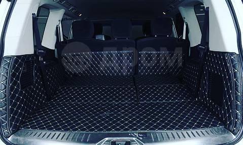 3D Ковры Vector Suzuki Escudo CBA-TDA4W 2012-2017