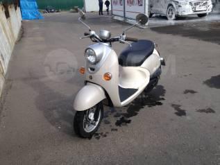Yamaha Vino. 49куб. см., исправен, без птс, без пробега