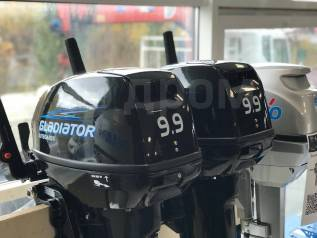 Лодочный мотор Gladiator 9.9 в г. Барнаул
