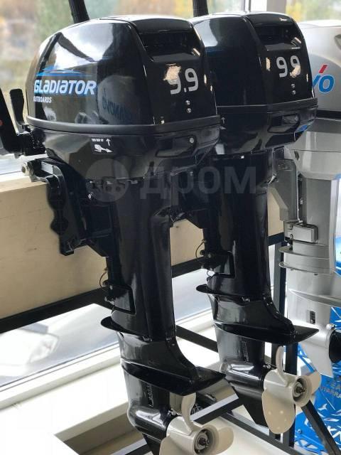 Gladiator. 15,00л.с., 2-тактный, бензиновый, нога S (381 мм), 2020 год