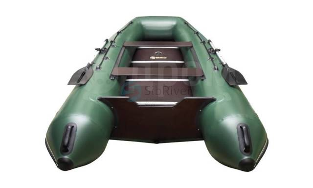 Sibriver Таймыр. 2016 год, длина 3,40м., двигатель без двигателя, 15,00л.с., бензин
