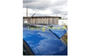 Спойлер на крышку багажника Volkswagen Tiguan 2007-2011
