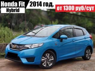 Аренда, прокат Honda Fit 2014 год. От 1500 руб/сут.