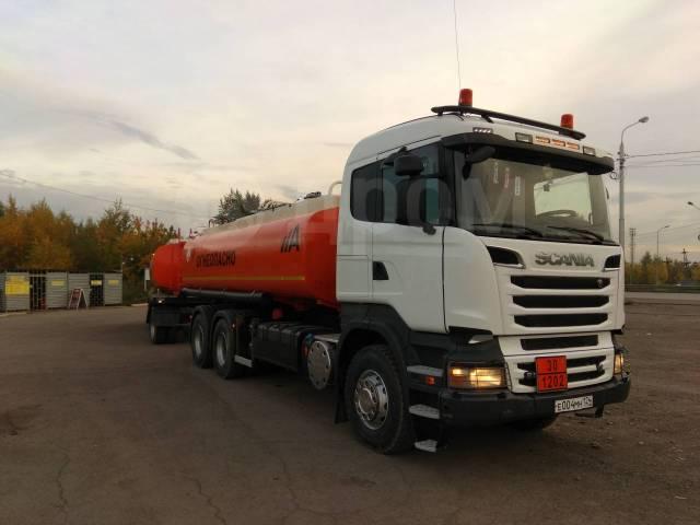 Scania R500. Продам бензовоз , 15 000куб. см., 30 000кг., 6x4