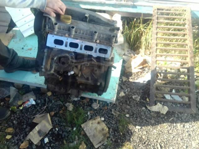 Двигатель в сборе. Chery Tiggo Vortex Tingo SQR481FC