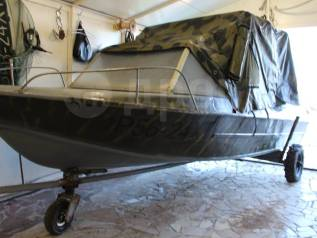 Продам моторную лодку Крым
