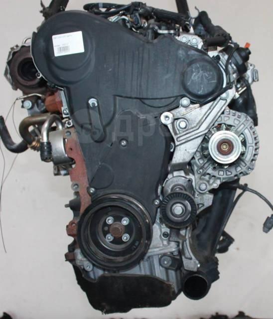 Двигатель в сборе. Volkswagen: Passat, Eos, Passat CC, Jetta, Golf, Scirocco, Beetle, Sharan, Tiguan CFFA, CFFB, CFGB, CFGC, CFFD