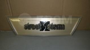 Накладка багажника ВАЗ 2115 золотистая Street Storm