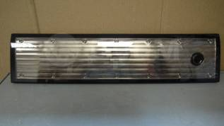 Накладка багажника ВАЗ 2112 тонированный золотистый хром Prosport