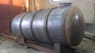 Вакуумная цистерна на Зил