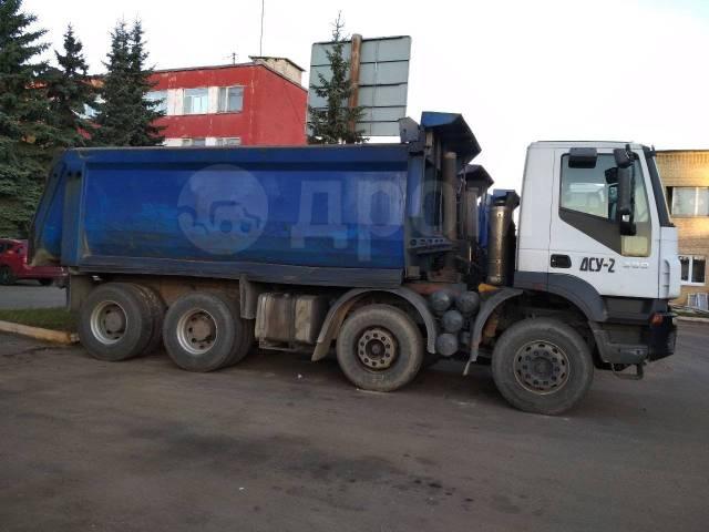 Iveco Trakker AD380T36. Iveco Trakker самосвал 4хосный, 16 000куб. см., 30 000кг., 8x4
