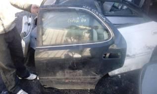Дверь задняя левая Toyota Cresta gx90