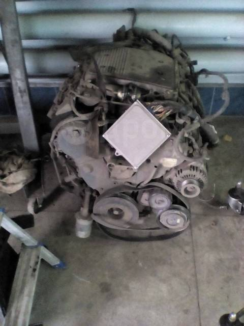 Двигатель в сборе. Honda Saber J25A