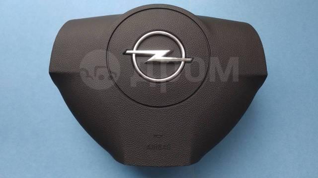 Подушка безопасности водителя. Opel: Astra GTC, Astra Family, Astra, Vectra, Zafira A16XER, A17DTJ, A18XER, Z13DTH, Z14XEP, Z16LET, Z16XEP, Z16XER, Z1...
