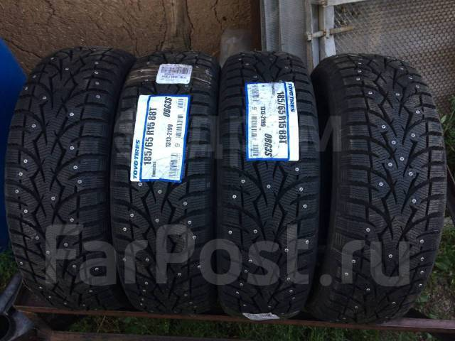 Toyo Observe G3-Ice, 185/65R15