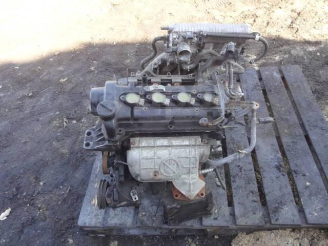 Двигатель в сборе. Suzuki Alto, HA62S Suzuki Wagon R Solio, MA34S, MA61S, MA63S, MA64S, MB61S Suzuki Wagon R Wide, MA34S, MA61S, MA63S, MA64S, MB61S S...