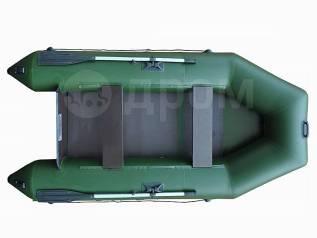 Лодка ПВХ Rusboat 260T (с полом)