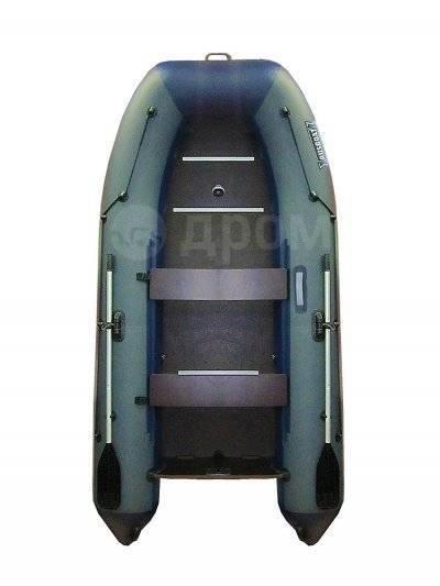 Rusboat. 2020 год, длина 3,40м., двигатель подвесной, 15,00л.с., бензин. Под заказ
