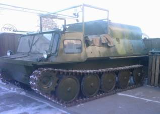 ГАЗ 73, 1986