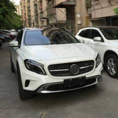 Решетка радиатора. Mercedes-Benz GLA-Class, X156