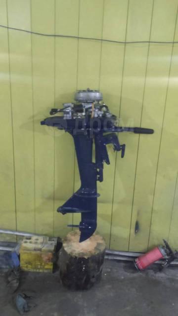 Ветерок. 8,00л.с., 2-тактный, бензиновый, нога S (381 мм), 1995 год
