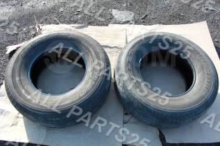 Bridgestone Dueler H/L. летние, 2015 год, б/у, износ 50%