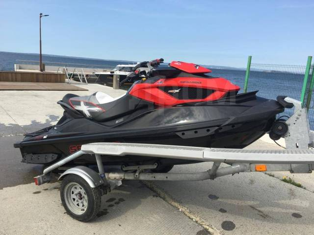 BRP Sea-Doo RXT. 2014 год
