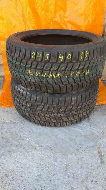 Bridgestone Blizzak LM-25, 245/40 D18