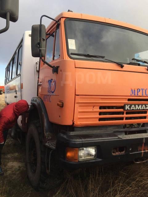 Нефаз 4208-11-13. Продается автобус вахтовый Нефаз-4208-11-13, 2 места